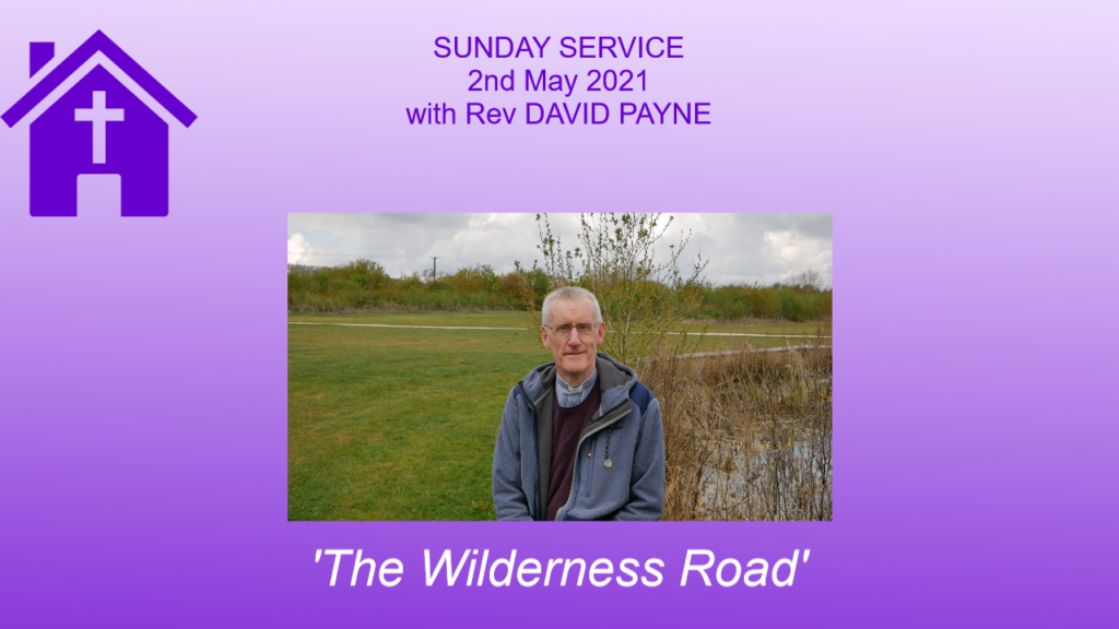 02 05 2021 The Wilderness Road