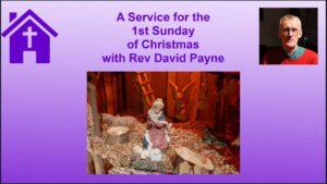 1st Sunday of Christmas