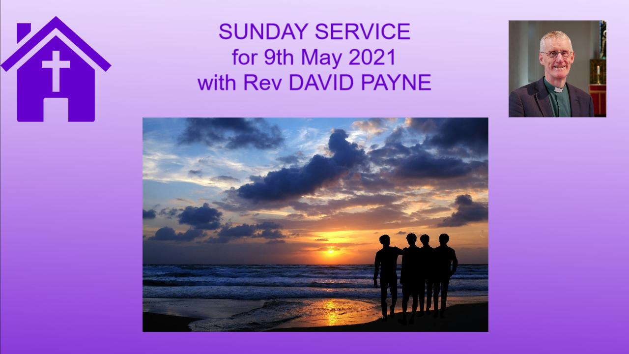 09 05 2021 Sunday Service