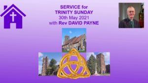 30 May - Trinity Sunday