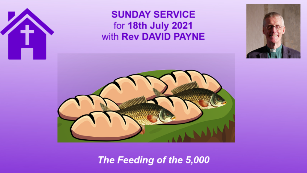 Feeding of the 5,000