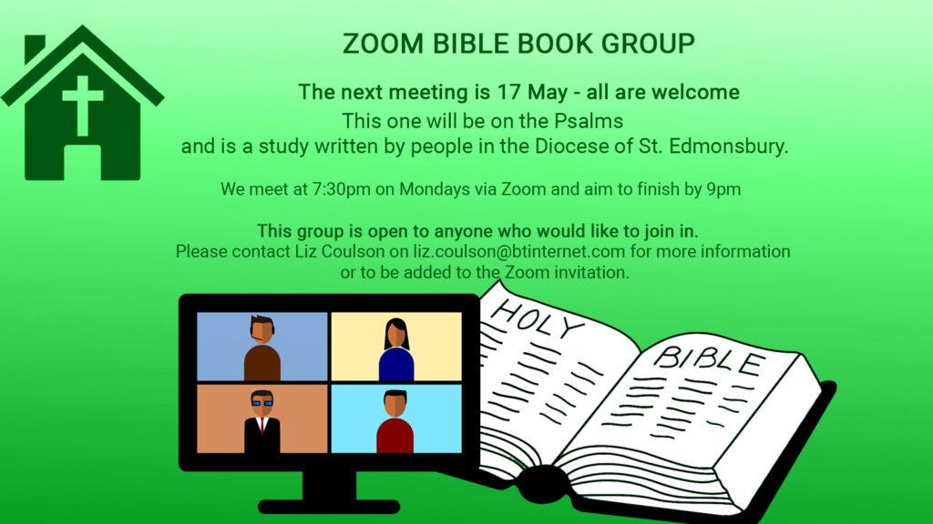 Bible Study Week 2