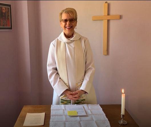 Rev Julie Cox