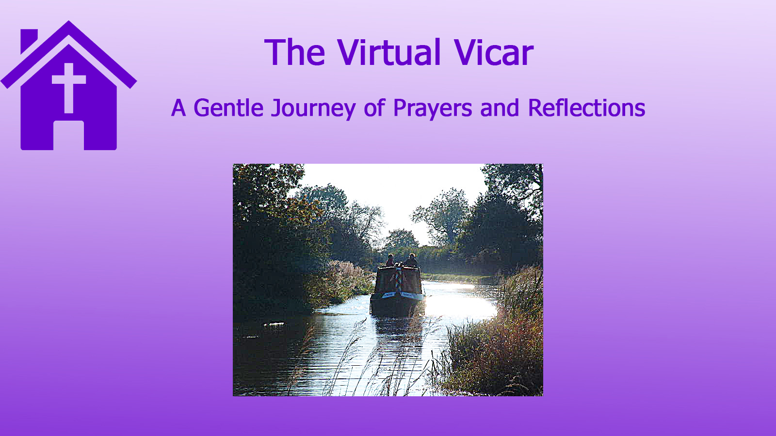 A Gentle Journey of Prayers and Reflections