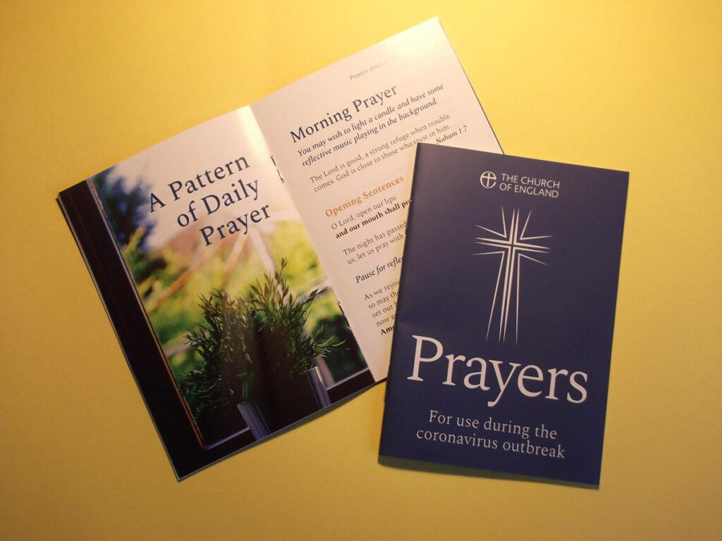 Prayer Booklets