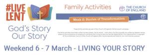 LiveLent - Living Your Story