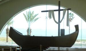 Altar at Magdala