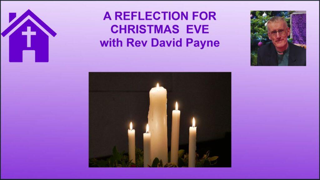 Christmas Eve Reflection