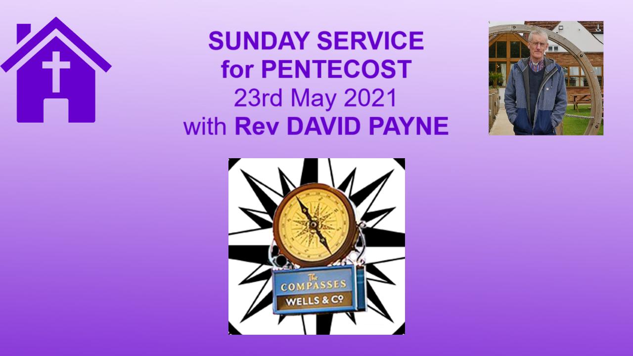 23 05 2021 Pentecost
