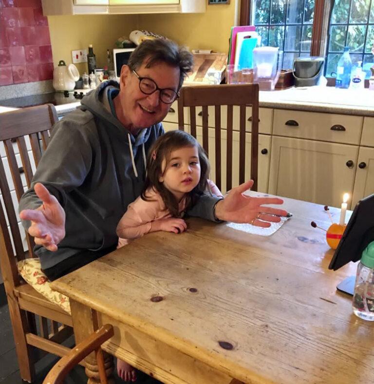 Noa & Granddad