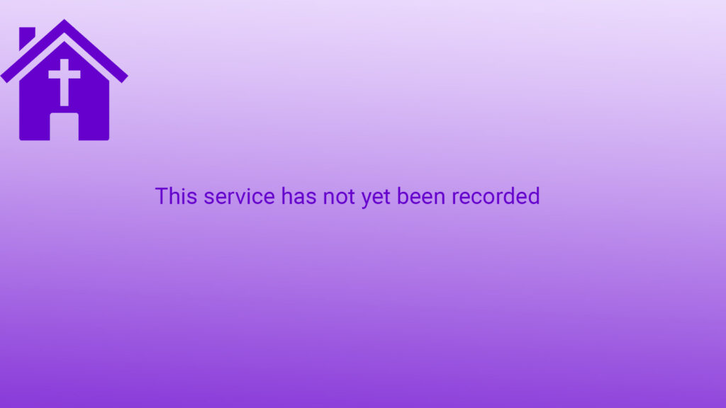 Service not yet recorded